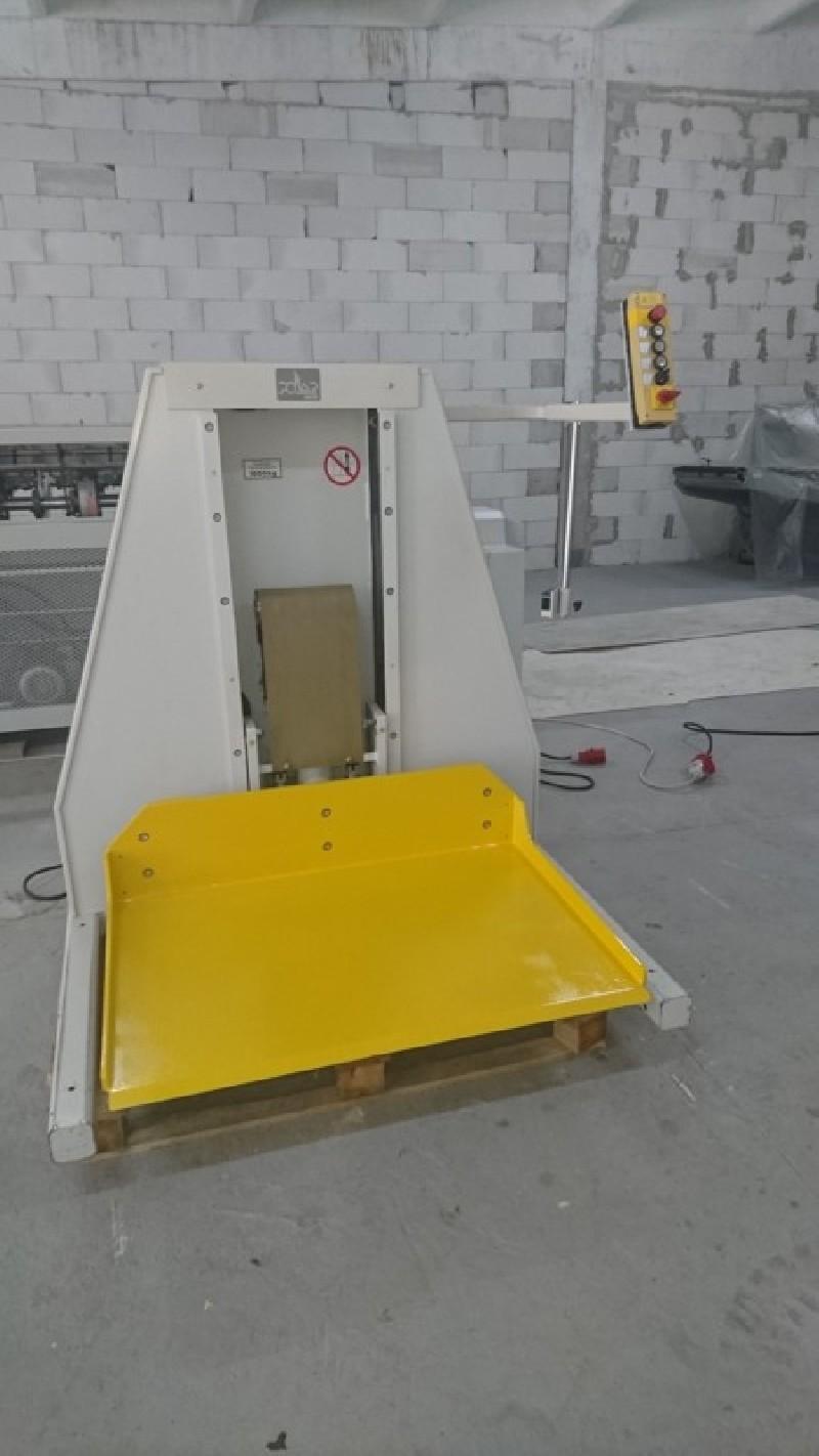 POLAR L 1000 W-3 /1997/ - Stack lift