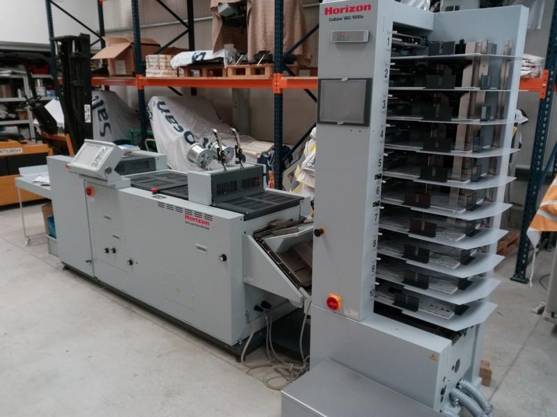 HORIZON SPF 200A + FC 200A + VAC 1000A
