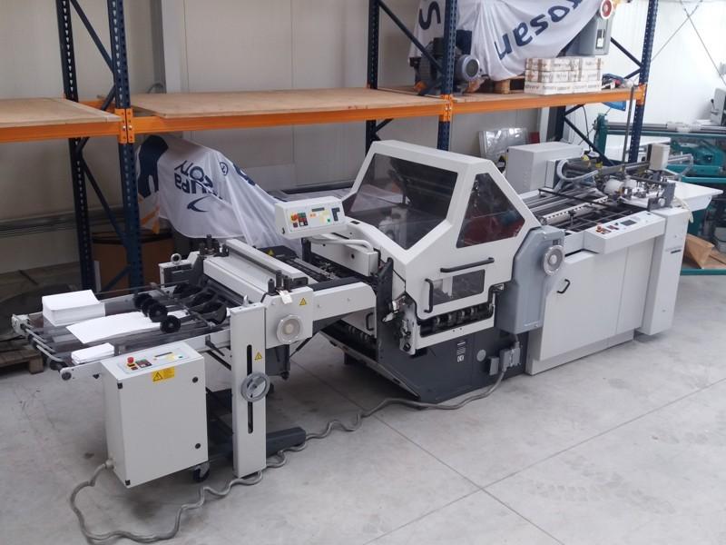 Stahlfolder KD 66/4 KL